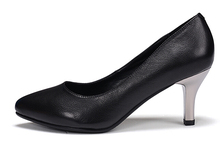 Classic high heel court shoes cheap womens high heel dress shoes manufacturer high heel meeting shoes for woemen