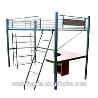 Modern Strong Metal Frame Bunk Beds