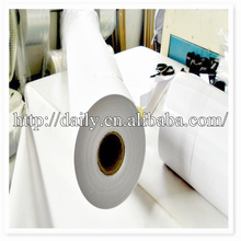 High Quality Eco solvent Cotton Canvas coated Matte for digital printing in Roll Indoor/outdoor use