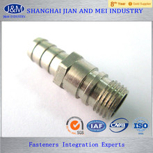 China high precision stainless steel custom turning parts