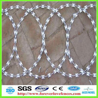 concertina razor barbed wire manufacturer (Anping factory, China)