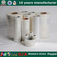 Hand and Machine Grade PE Stretch Packing Films