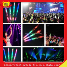 fashion promotional gifts for teenagers led light stick party supply led lighting stick glow in dark stick