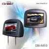 800 *480 pixel 8 inch digital Panel Car Headrest TV Monitor