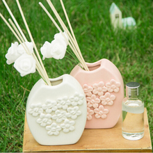!!HOME FRAGRANCE REED OIL DIFFUSER LEMONGRASS SCENT THAI AROMA BY PHUTAWAN