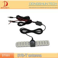 Cheap digital car antena with 2 connectors
