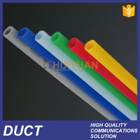 HUIYUAN high quality low price 4 hdpe roll pipe