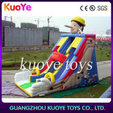 inflatable cartoon characters slide,Inflatable Slide For Hire,6m inflatable slide