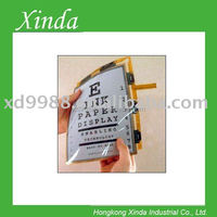 2015 cheap price 6 inch flexible e ink display 800x600 EPD