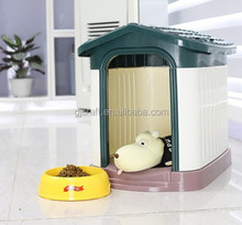 High Quality Plastic Washable Dog House