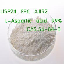 Bulk High Quality pure 99%Aspartic Acid /NMDA/ ASP powder
