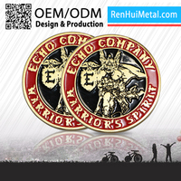 New product 3D design antique coin