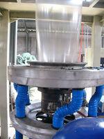 LDPE Film Blown Extruder Machine