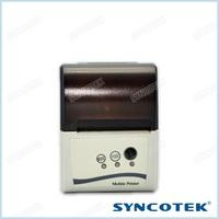SYNCOTEK Small Check Taximeter Mobile Portable Printer