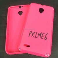 Matte Pudding Soft Gel Case TPU Cover for General mobile 4G