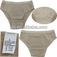 China Far Infrared Combed Cotton Panties