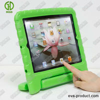 KidBox covertible stand lightweight EVA case for ipad OEM accepted