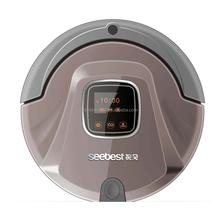 Seebest C565 Newest Design Multifunction Robot Vacuum Cleaner, Self Rechargeable Robotic Vacuum