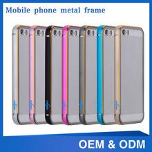For Apple iPhone 5S 5 Aluminum Bumper Metal Case