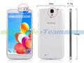 De alta calidad 6.0 ips pulgadas de la pantalla dual sim mtk6592 octa núcleo androide teléfono celular estrella hd9800