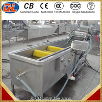 Newest design good quality automatic brush cleaning machine