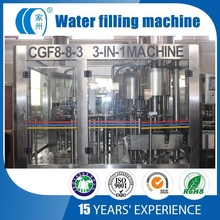 Good quality best bottled water filling machine price