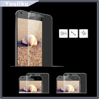 Crystal Clear Cell Phone Tempered Glass Screen Protector For HTC Desire 501 For Iphone 6