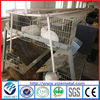 china manufacturer two storey rabbit cage/pvc coated rabbit cage wire/double rabbit cage