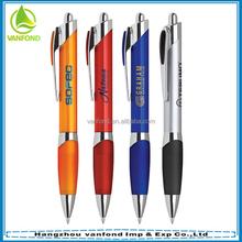 Custom advertising click mechanism ballpoint pen for promotion