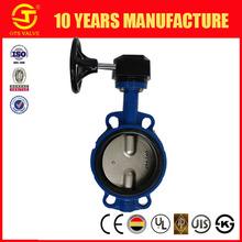 OTS water butterfly valve , stainless steel , cast , iron