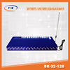 voip gsm 32 channel gateway,goip gateway with antenna for free registration