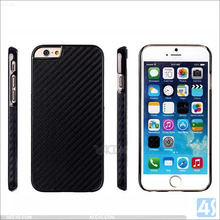 for iphone 6 carbon fiber case, pc pu hard carbon fiber case for iphone 6 4.7, carbon fiber phone case for iphone