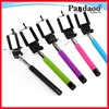 Extendable 3.5mm Audio Cable Wired Selfie timer for iphone samsung