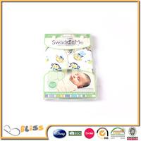 "2015 new design"" swaddle me"" brand 100% cotton baby sleeping bag baby blanket dependency"