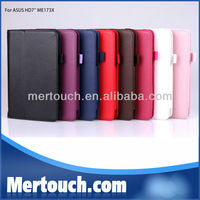 For ASUS ME173X ME173 Tablet PC Lychee Protective Case Cover For ME173X Leather PU Case