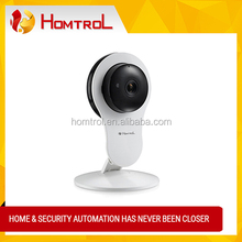 Smart Home Security Network Cube IP Camera 720P 2 Megal Pixel HD Resolution with HD Night Vision and 2 Way Talk