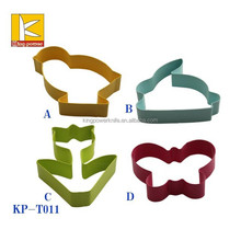 spring style Stainless Steel Cookie Cutter
