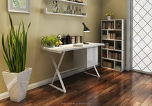 Modern Office Table, MDF with high gloss