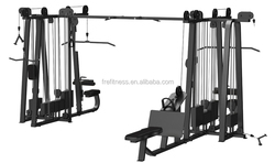 fitness equipment Exercise Equipment / Gym Equipment / 8 station