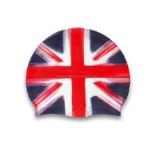 swimming materials and equipments plastic sports cap different colors sports national swim cap
