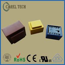 OEM ODM accepted, PCB mounted, EI30/12, 1.7VA, 1.8VA, 1.9VA, 220V 230V 6V small encapsulated power transformer