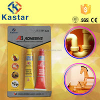 fast dry Epoxy Steel AB Glue for factory