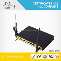 F3A34 4g embeded rtc router with sim card slot &external antenna router m
