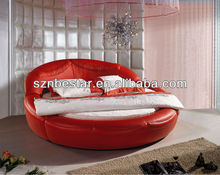 Luxury high-quality circular bed with best price