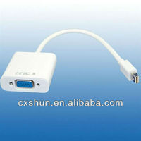 VGA to MINI DP Converter Cable for Pico Projector with High Quality