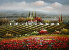 Top selling Tuscan knife oil painting
