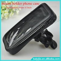 Mount Holder Phone case for samsung galaxy note 3 for iphone 6 plus bicycle bike mount case for cell phone under 5.7inch