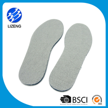 Foot care products thermal insole for shoes ski boots insoles