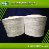 fluorescent filament thread and fibre for embroidery