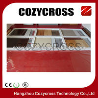 IR underfloor heating film with 3rd largest manufacture for IR carbon crystal fiber heating panels